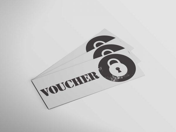 Photo of vouchers